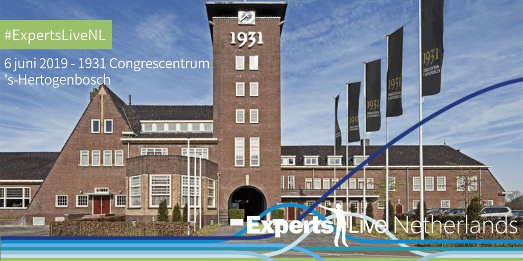ExpertsLive speaker banner